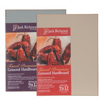 Jack Richeson Toned Gesso Hardboard Panels