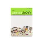 "Grafix Impress Imaging Print Film Laser Film 6-Pack 8.5x11"""