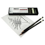 Tombow Mono Pro Drawing Pencils