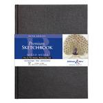 "Stillman and Birn Premium Mixed Media Sketchbooks Beta Series, 26 sheets 5.5x8.5"" - Hardbound"