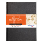 "Stillman and Birn Premium Mixed Media Sketchbooks Gamma Series, 62 sheets 8.5x11"" - Hardbound"