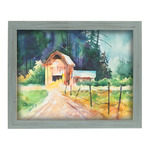 Country Chic Dixie Grey Frames
