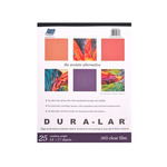"DuraLar Clear .003"" Film 25 Sheet Pad 14 x 17"""