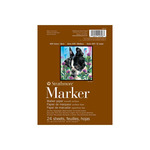 """Strathmore 400 Series Marker Pad 6 x 8"""" 24 Sheets"""