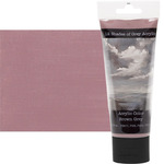 12 Shades of Grey Acrylic Colors 75 ml Tube - Brown Grey
