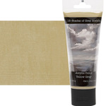 12 Shades of Grey Acrylic Colors 75 ml Tube - Yellow Grey