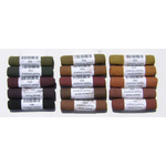 Mount Vision Soft Pastels Set of 15 - Dark Earth Colors