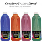 Creative Inspirations Acrylic Paints 1.8 liter Jugs