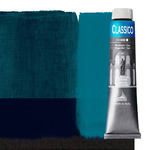 Maimeri Classico Oil Color 200 ml Tube - Primary Blue-Cyan