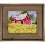 Vintage Barnwood Frame