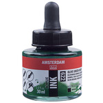 Amsterdam Acrylic Ink 30Ml Olive Green Deep