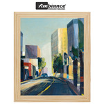 Ambiance Unfinished Gallery Deep Wood Frames