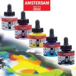 Talens Amsterdam Acrylic Inks