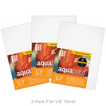 "3-Pack Aquabord 1/8"" Panel 5X7"