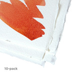 Arches Watercolor 140lb Bright White 16X20 Cold Press 10 Sheet Pack