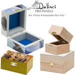 DaVinci Pro Wood Art, Photo & Keepsake Box Kits