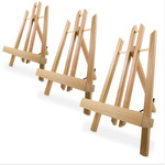 Artistry Display Easel Bamboo Small