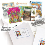 Limited Edition Artist Autographed North Light Books