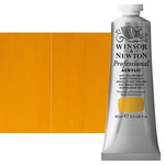 Winsor & Newton Professional Acrylic 60 ml Tube - Azo Yellow Deep
