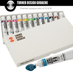 Turner Design Gouache Sets