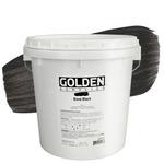 GOLDEN Heavy Body Acrylic 1 Gallon - Bone Black