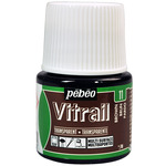 Pebeo Vitrail Color Brown 45 ml