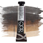 QoR Watercolor 11ml Tube - Burnt Umber Natural