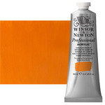 Winsor & Newton Professional Acrylic 60 ml Tube - Cadmium Orange
