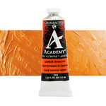 Grumbacher Academy Oil Color 37 ml Tube - Cadmium Orange Hue