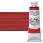 M. Graham Oil Color 37ml - Cadmium Red Deep