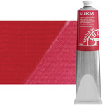 LUKAS Terzia Oil Color 200 ml Tube - Cadmium Red Hue