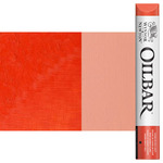 Winsor & Newton Artists' OILBAR 50ml Bar - Cadmium Red Light