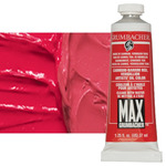MAX Water-Mixable Oil Color 37 ml Tube - Cadmium Vermilion