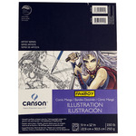 Canson Fanboy Paper Manga Illustration Drawing Pad 9x12 (20 Sheets)