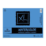 """Canson XL Watercolor Pad (30 sheets - Tape Bound) 11x15"""""""