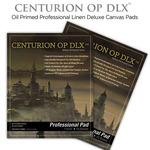 Deluxe Professional Oil Primed Linen Pads Centurion (OP DLX)