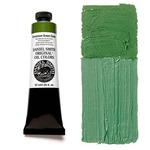 Daniel Smith Oil Colors - Chromium Green Oxide, 37 ml Tube