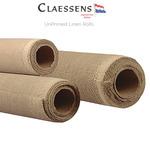 Claessens Unprimed Linen Rolls