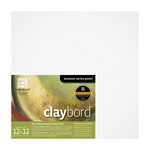"Claybord Smooth Panel 3/4"" Cradle 12X12"