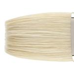 Pro Stroke White Hog Bristle Brush Flat 14