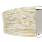Pro Stroke White Hog Bristle Brush Bright 10