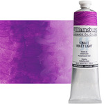 Williamsburg Handmade Safflower Oil Color 150ml Tube - Cobalt Violet Light