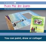 Crescent Photo Mat Art Boards