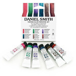 Daniel Smith Extra Fine Watercolors - Primatek Colors Set of 6, 5 ml Tubes