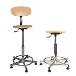 Da Vinci Air-Lift Artist Chair & Stool