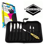 Daler-Rowney System 3 Palette Knife Set