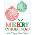 Christmas Art eGift Card - Ornaments eGift Card