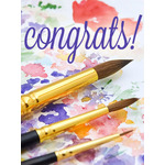 Congratulations Art eGift Card - Watercolors eGift Card