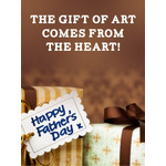 Father's Day Art eGift Card - Gift of Art eGift Card