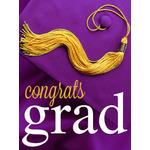 Graduation - Purple Graduation Cap eGift Card